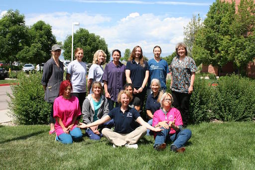 Lang Institute for Canine Massage 2016 Graduating Class